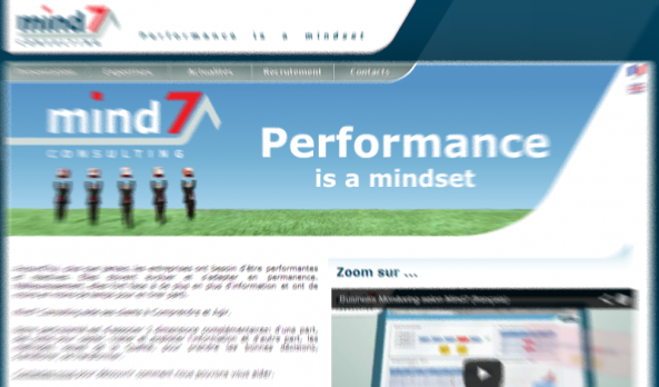 Mind7 Consulting présente son offre de « Search & Analytics »